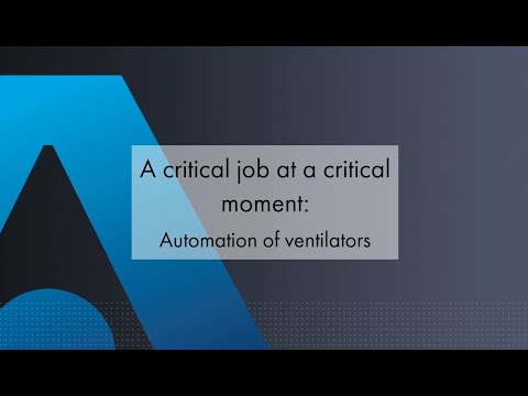 Automation of ventilators - Thales