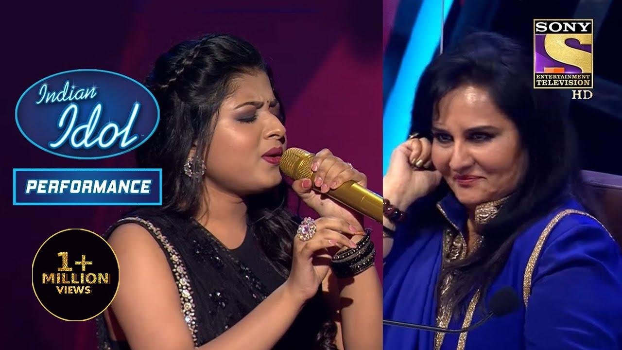 "Download Arunita ने ""Sheesha Ho Ya Dil Ho"" गाकर लेली सबसे Standing Ovation | Indian Idol Season 12"