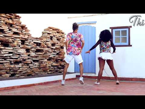 REBOLA - IZA part Gloria Groove Dona de Mim Coreografia Thi