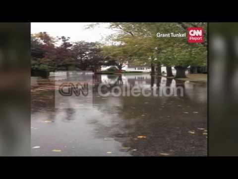 NY:SANDY-FLOODING IN OCEANSIDE