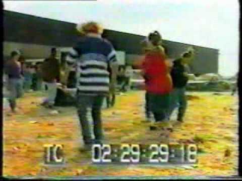 Acid house 1989 illegal rave part 01 sunrise energy youtube for Acid house rave