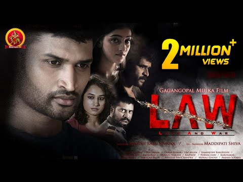 Law Full Movies - 2019 Latest Telugu Movies - Kamal Kamaraju, Mouryani -Bhavani HD Movies