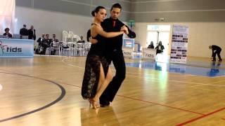 Daniele Mantese e Sofia Nasi Tango Argentino Scenario C.Reg