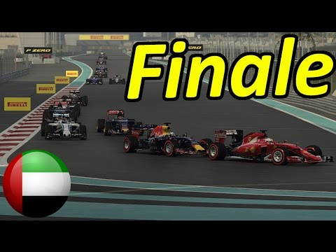 F1 2015 Verstappen Career Mode #19: Abu Dhabi |