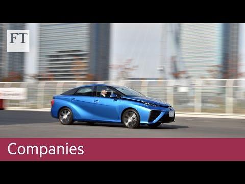 Toyota's hydrogen future