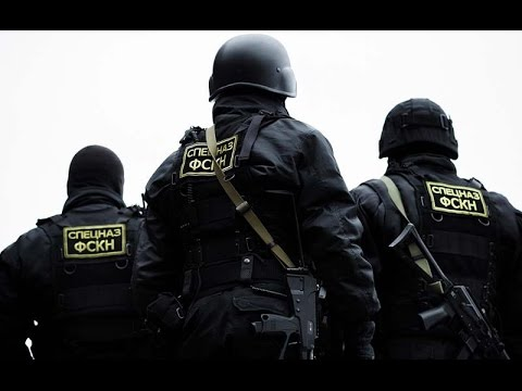 Russian special forces against drug cartel