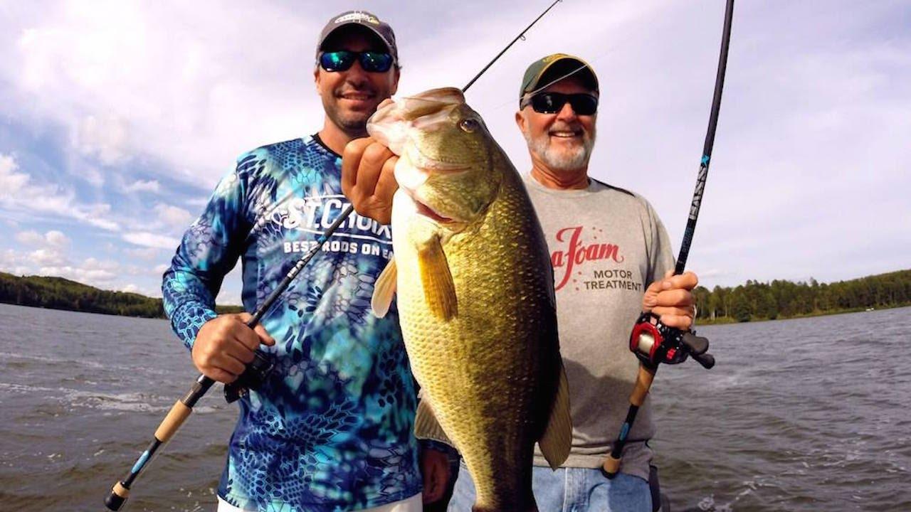 Modern bass fishing 2017 angling edge show 1 youtube for Bass fishing youtube