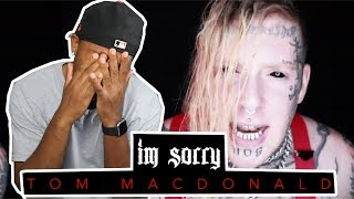 [ REACTION ] Tom MacDonald - Im Sorry‼ Album Coming Soon‼