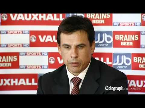 Chris Coleman: it's bittersweet to be Wales manager