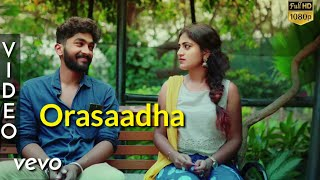 Cover images Orasaadha _7UP Madras Gig -  Vivek - Mervin Official Video Song