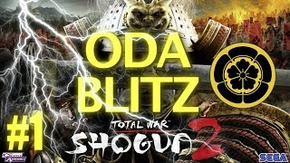 Total War: Shogun 2. Play as Clan Oda on Legendary Difficulty Goal:...
