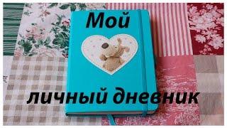 видео Личный дневник