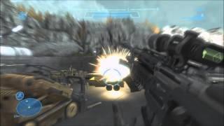 Halo: Reach - Co-op Speedrun in 1:11:31!