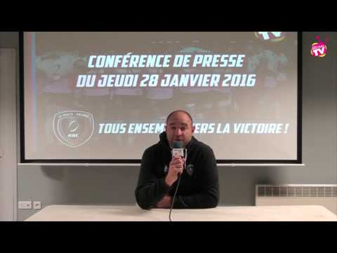 Conférence du ROC du 28.01.2016