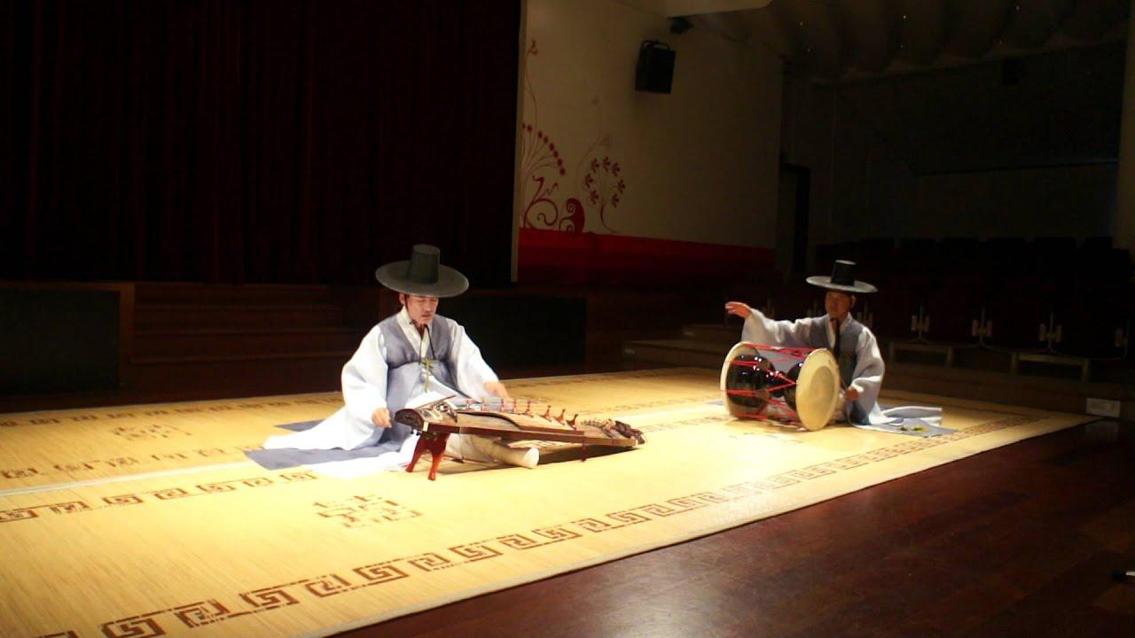 Korean Traditional Music (Part Ten) - YouTube