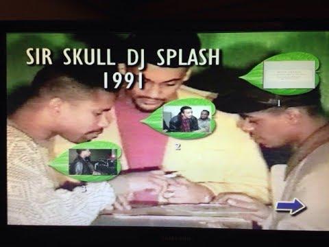 Sir Skull DJ Splash : @ Spectrum Club, Leicester, UK, 16 Feb 1991