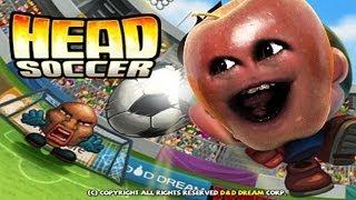 Midget Apple Let's Play Head Soccer