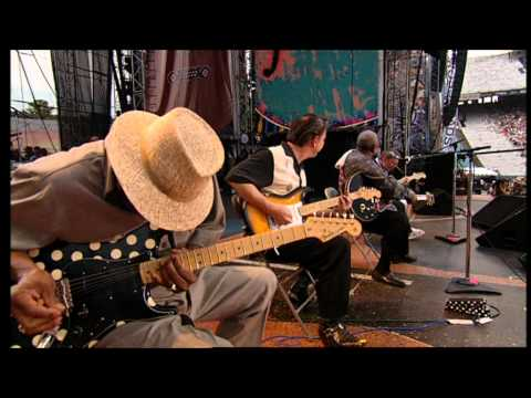 Eric Clapton/B.B. King/Buddy Guy/Jimmie Vaughn - Rock Me Baby Live Crossroads 2004