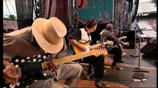 Eric Clapton/B.B. King/Buddy Guy/Jimmie Vaughn - Rock Me Baby Live Crossroads 2004