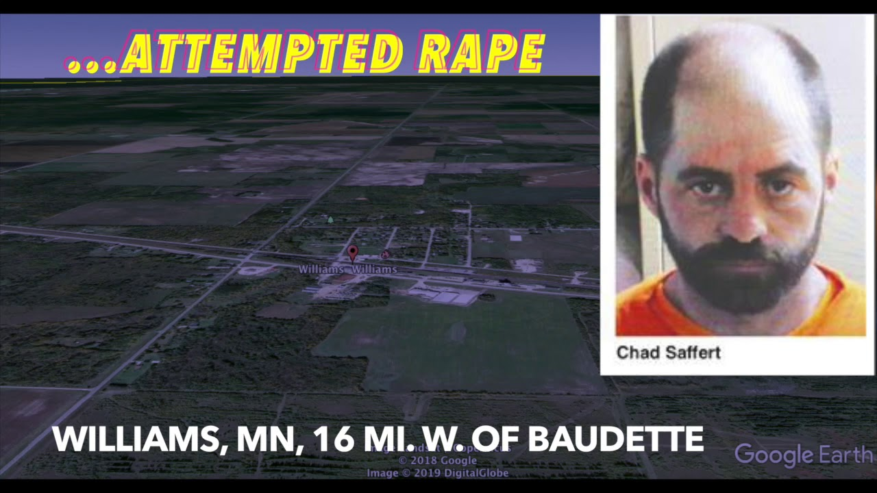 Williams, MN Man Charged With Criminal Sexual Conduct – Page