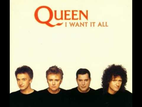 Queen - I Want It All [album version]