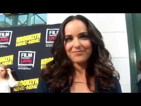 Melissa Fumero Emmys interview: Teasing 'Brooklyn Nine-Nine' finale