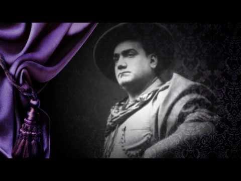 "Enrico Caruso ~ ""Je crois entendre encore"""