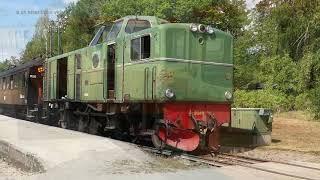 Upsala - Lenna Jernväg - The Upsala Narrow Gauge Railway
