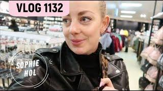 VLOG 1132 | HAAT AAN TE LAAT KOMEN | Sophie Hol | 2019