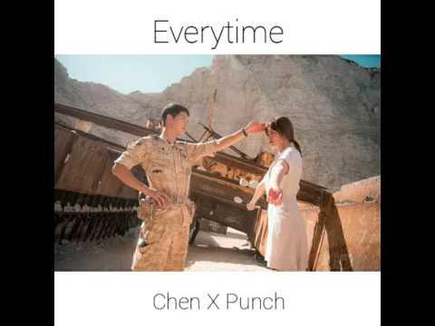 Descendants of The Sun OST:(Ringtone)Everytime-Chen ft Punch
