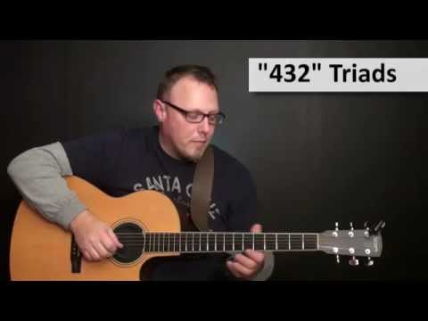 Triads on Strings 432 Part 1