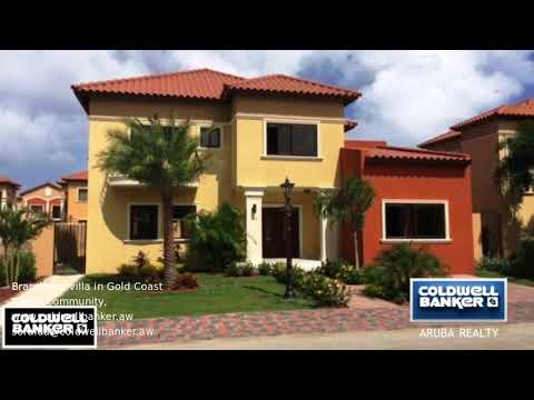 Aruba Property - Brand new villa in Gold Coast