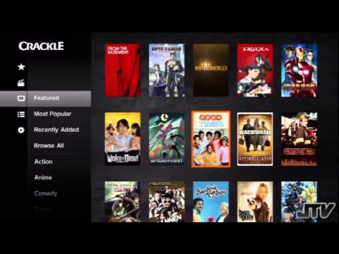 What is Crackle TV?