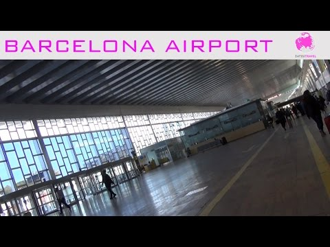 Barcelona Airport Video Guide