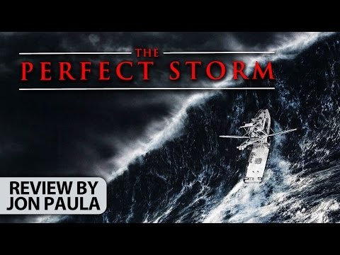 The Perfect Storm -- Movie Review #JPMN