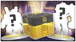 ANNIVERSARY *DOUBLE* LEGENDARY LOOT BOX! (Overwatch)