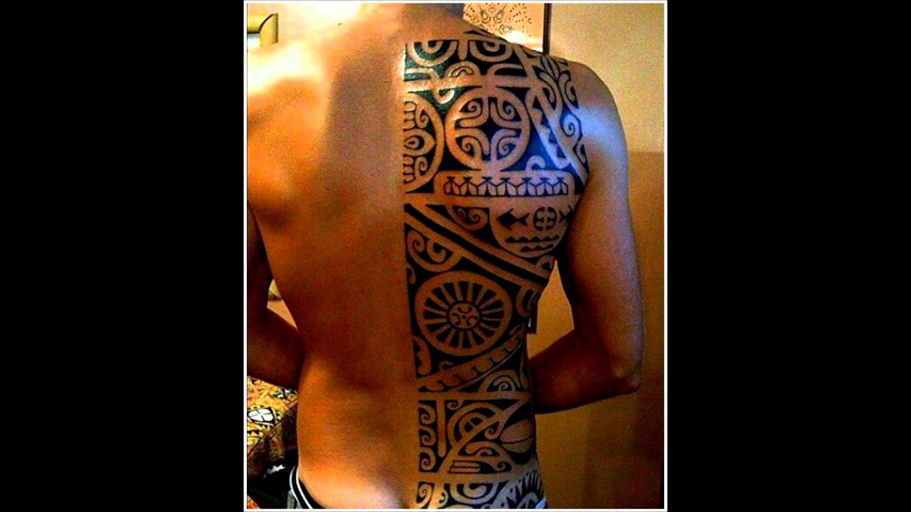 Tatuagens maori youtube altavistaventures Image collections