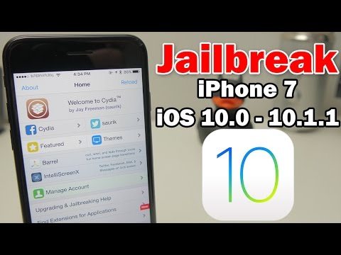 How to Jailbreak iPhone 7/7 Plus on iOS 10 1 – 10 1 1 Using