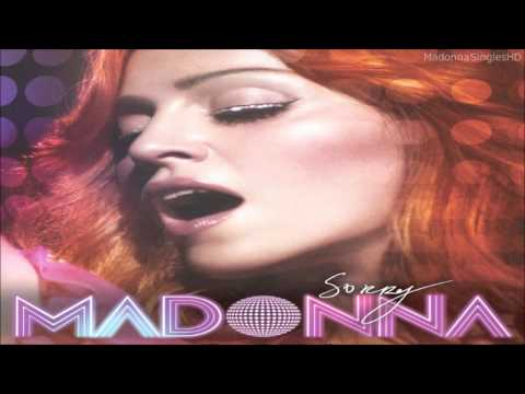 Madonna  Sorry Radio Edit