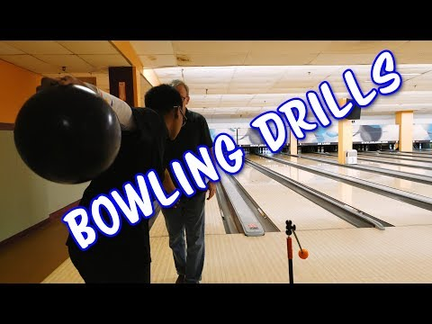Bowling Drills For Better Scores! | Improve Your Bowling Scores Today