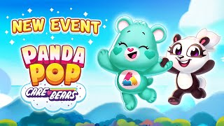 CARE BEARS x PANDA POP UPDATE | New Limited Time Event / New Levels / Panda Pals screenshot 2
