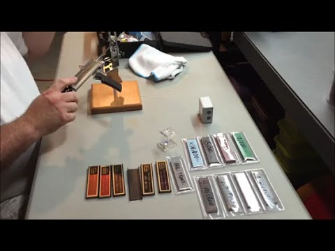 KME Sharpening-How To Video-Basic Kit with a Few Extras