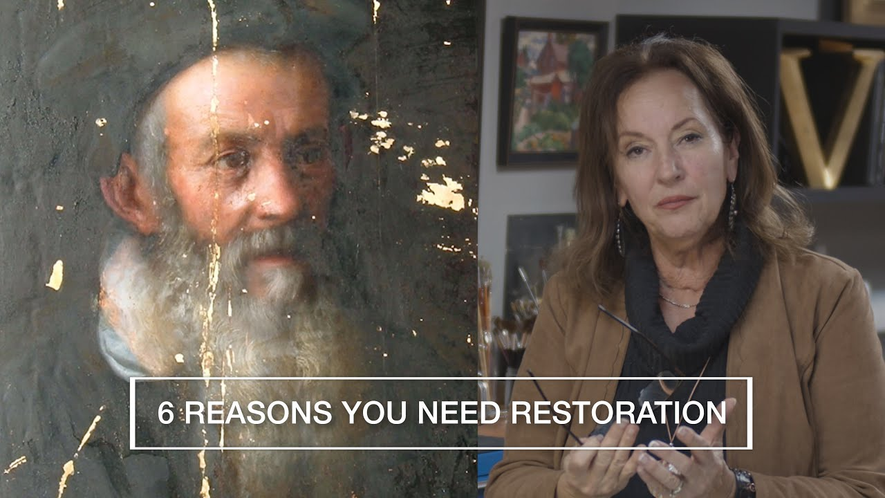 6 REASONS TO RESTORE YOUR PAINTING