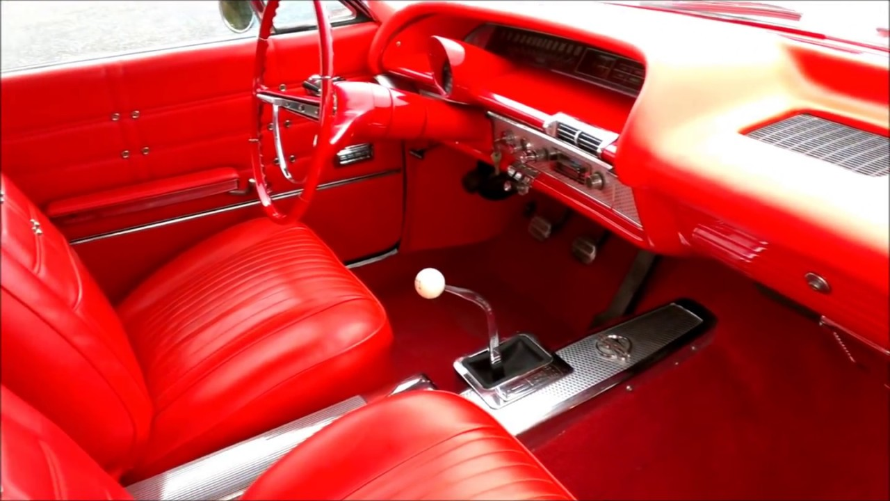 All Chevy 63 chevy 409 : 1963 Chevrolet Impala SS 409 4 speed - YouTube