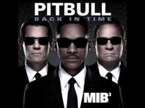 Pitbull Back In Time + Download