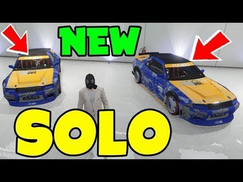 You Will Be Rich After Knowing This NEW SOLO Money Glitch On Gta 5! (Gta 5 Online Solo Money ...