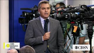 White House's video of Jim Acosta was doctored, analyst says