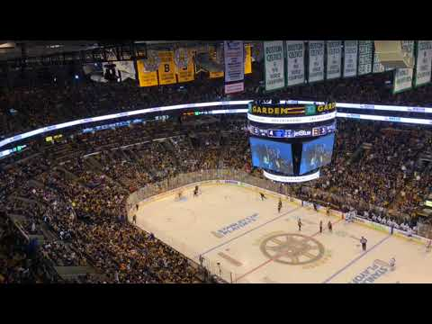 Boston Bruins fans react: Loud TD Garden crowd sings Bon Jovi during Game 5 vs. Maple Leafs (video)