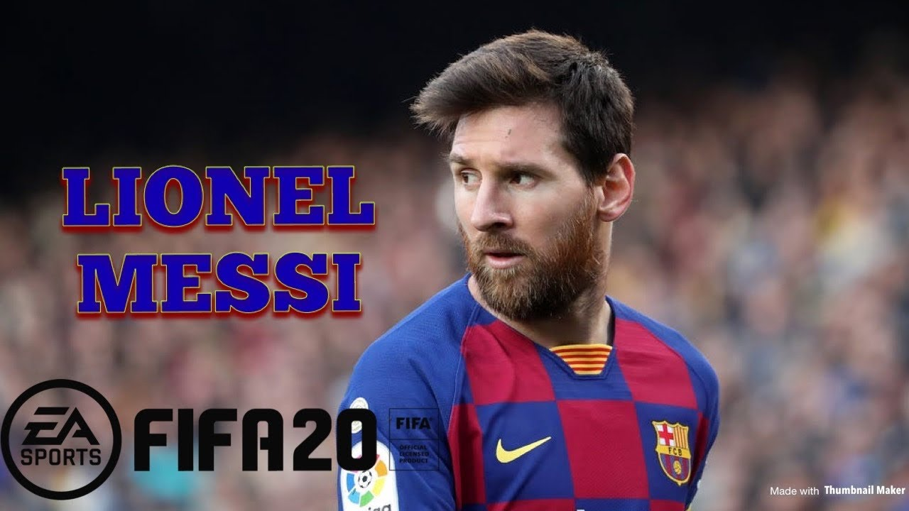 Lionel Messi Fifa 20 Player Stats Fifa Index