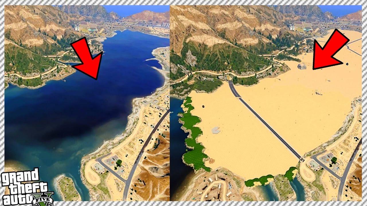 Gta 5 new desert map expansion youtube gta 5 new desert map expansion gumiabroncs Images